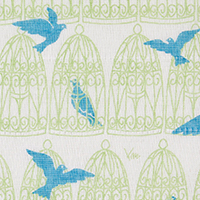 青い鳥(メロン)