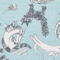 meow meow meow(ブルー)