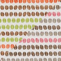 COFFEE BEANS(ブラジルオレンジ/グァテマラピンク)