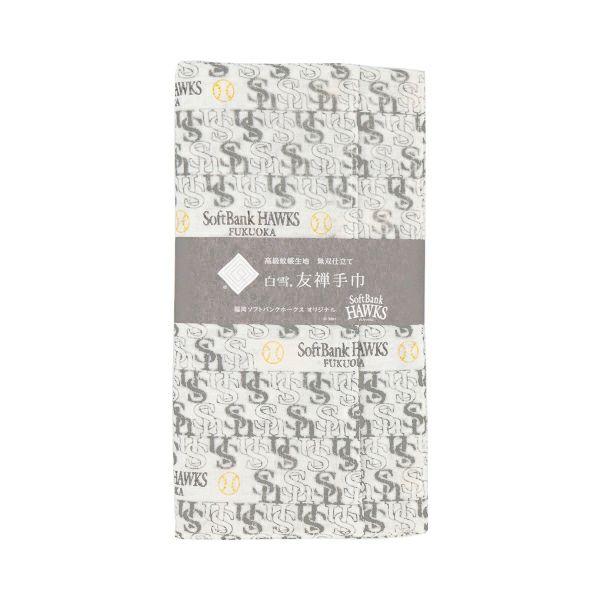 白雪友禅手巾 / 福岡ソフトバンクホークス